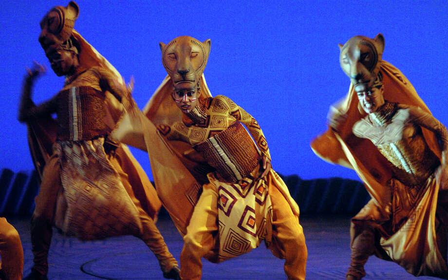 'The Lion King,' 2006. Photo: TOM REEL, San Antonio Express-News / SAN ANTONIO EXPRESS-NEWS