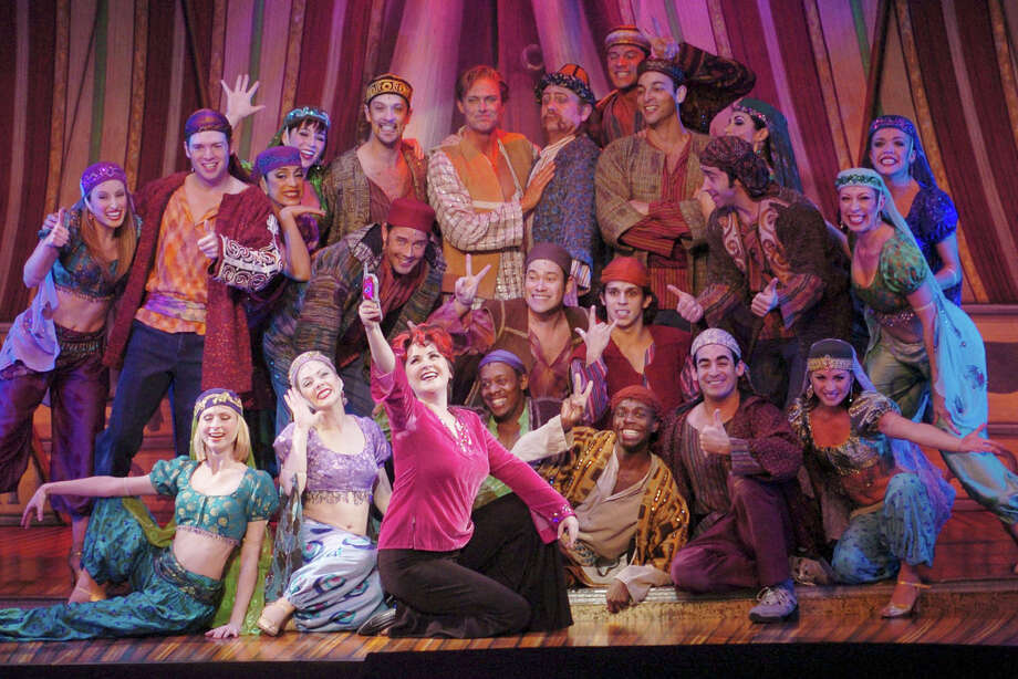 'Joseph and the Amazing Technicolor Dreamcoat,' 2006. Photo: BILLY CALZADA, San Antonio Express-News / SAN ANTONIO EXPRESS-NEWS