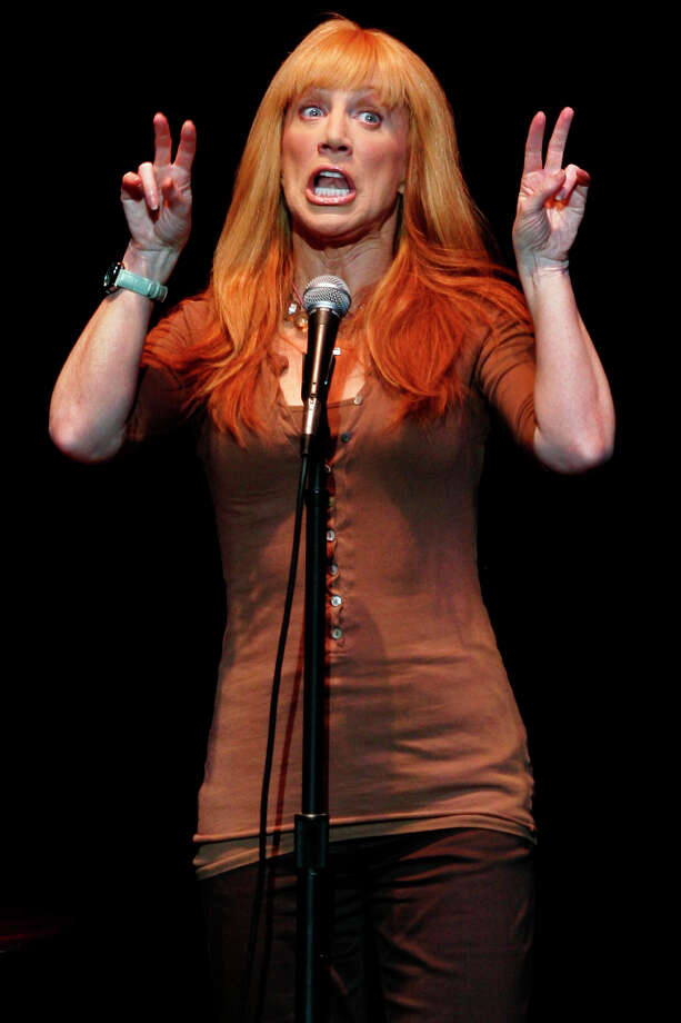 Kathy Griffin, 2007. Photo: NICOLE FRUGE, San Antonio Express-News / SAN ANTONIO EXPRESS-NEWS