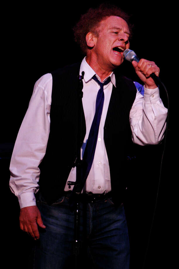 Art Garfunkel, 2008. Photo: NICOLE FRUGE, San Antonio Express-News / SAN ANTONIO EXPRESS-NEWS