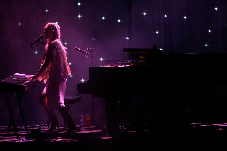 Tori Amos, 2007. Photo: LISA KRANTZ, San Antonio Express-News / SAN ANTONIO EXPRESS-NEWS