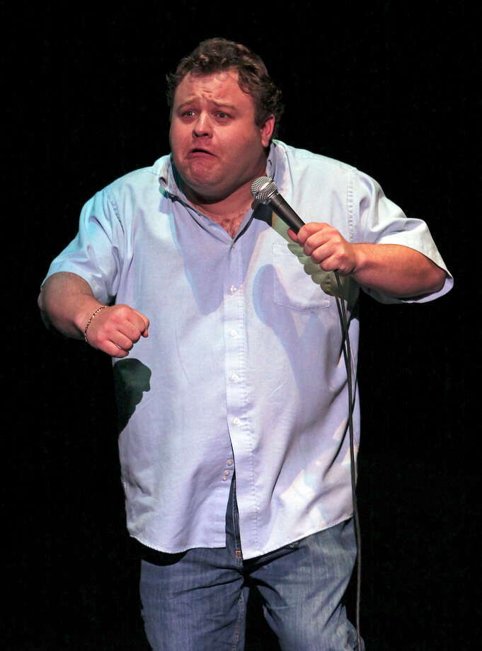 Frank Caliendo, 2009. Photo: TOM REEL, San Antonio Express-News / treel@express-news.net