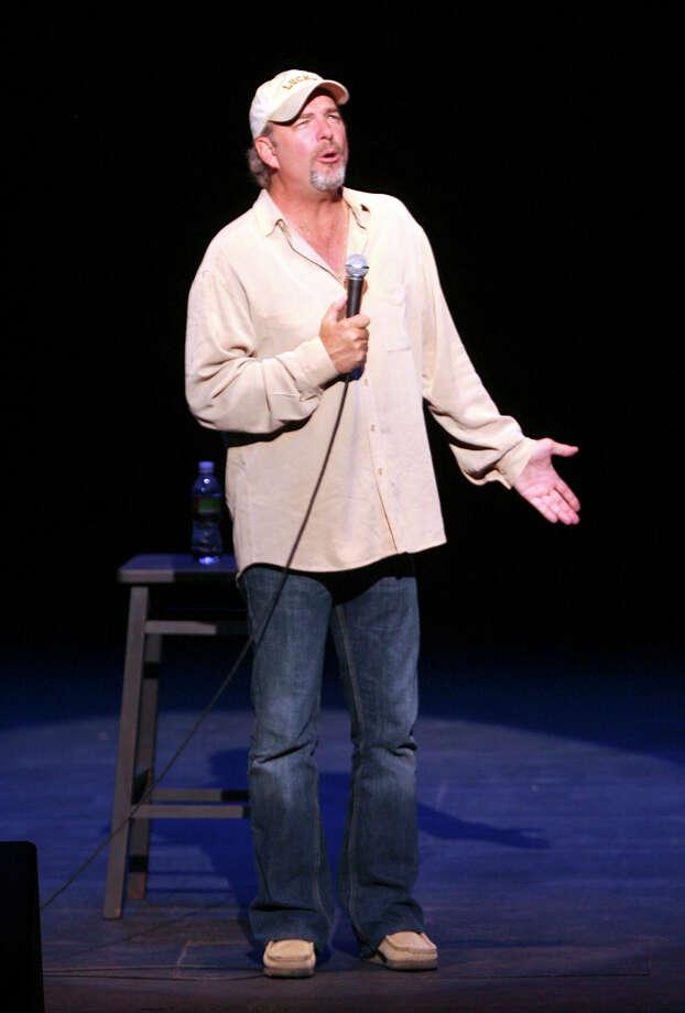 Bill Engvall, 2008. Photo: DELCIA LOPEZ, San Antonio Express-News