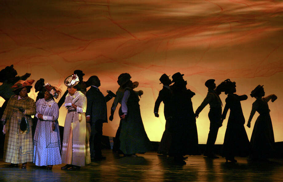 'The Color Purple,' 2008. Photo: DELCIA LOPEZ, San Antonio Express-News / delopez@express-news.net