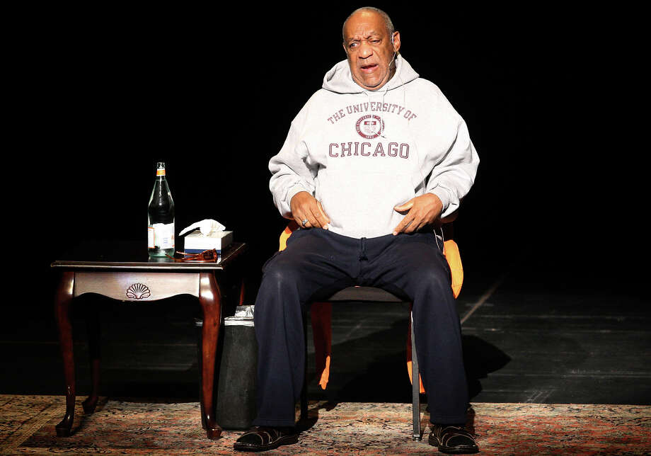 Bill Cosby, 2009. Photo: EDWARD A. ORNELAS, San Antonio Express-News / eaornelas@express-news.net