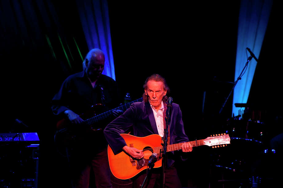 Gordon Lightfoot, 2009. Photo: NICOLE FRUGE, San Antonio Express-News / nfruge@express-news.net