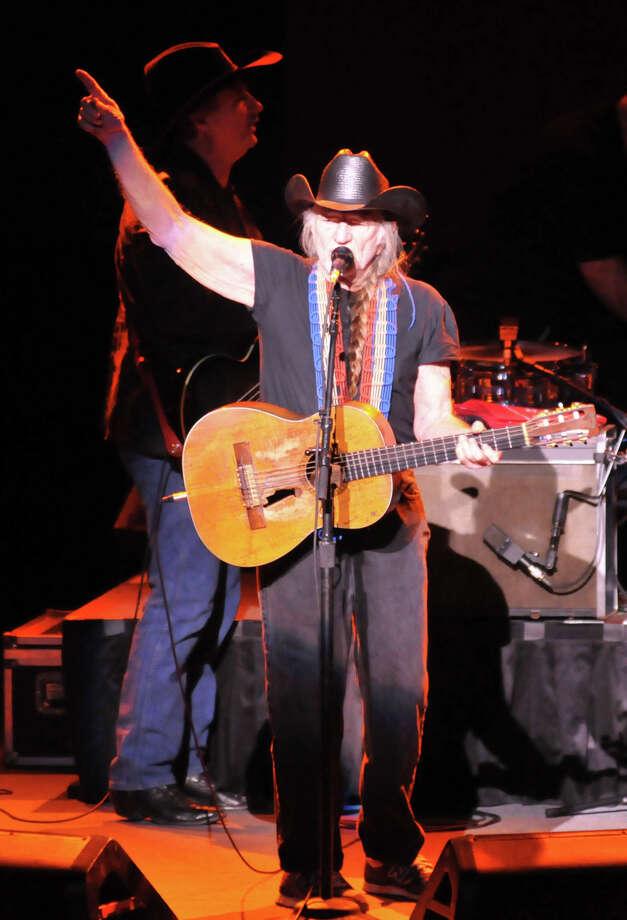 Willie Nelson, 2010. Photo: Robin Jerstad, San Antonio Express-News / Robert Jerstad ! !RPO