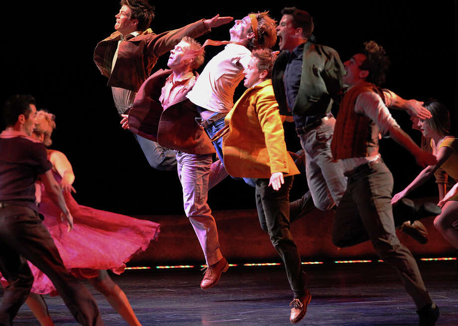'West Side Story,' 2011. Photo: KIN MAN HUI, San Antonio Express-News / San Antonio Express-News NFS