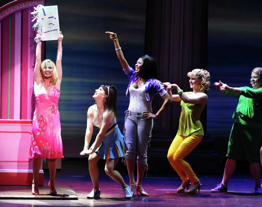 'Legally Blonde,' 2011. Photo: ROBIN JERSTAD, San Antonio Express-News / Copyright 2011 by Robin Jerstad, Jerstad Photographics LLC, www.JerstadPhoto.com
