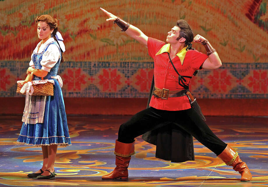 'Disney's Beauty and the Beast,' 2010. Photo: KIN MAN HUI, San Antonio Express-News / San Antonio Express-News