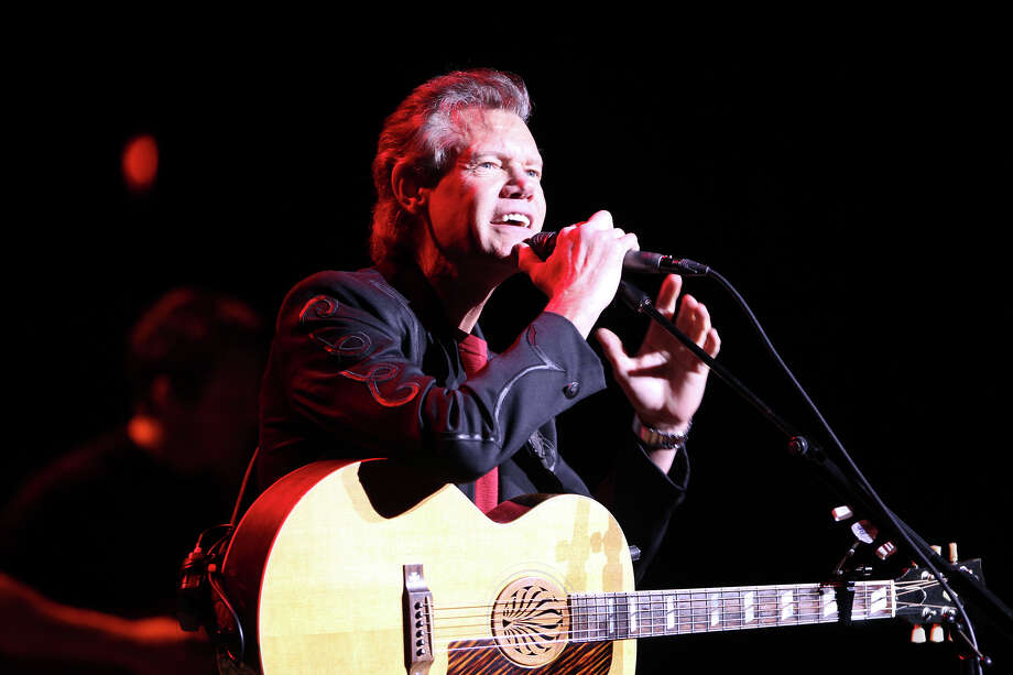 Randy Travis, 2012. Photo: JENNIFER WHITNEY, San Antonio Express-News / © Jennifer Whitney