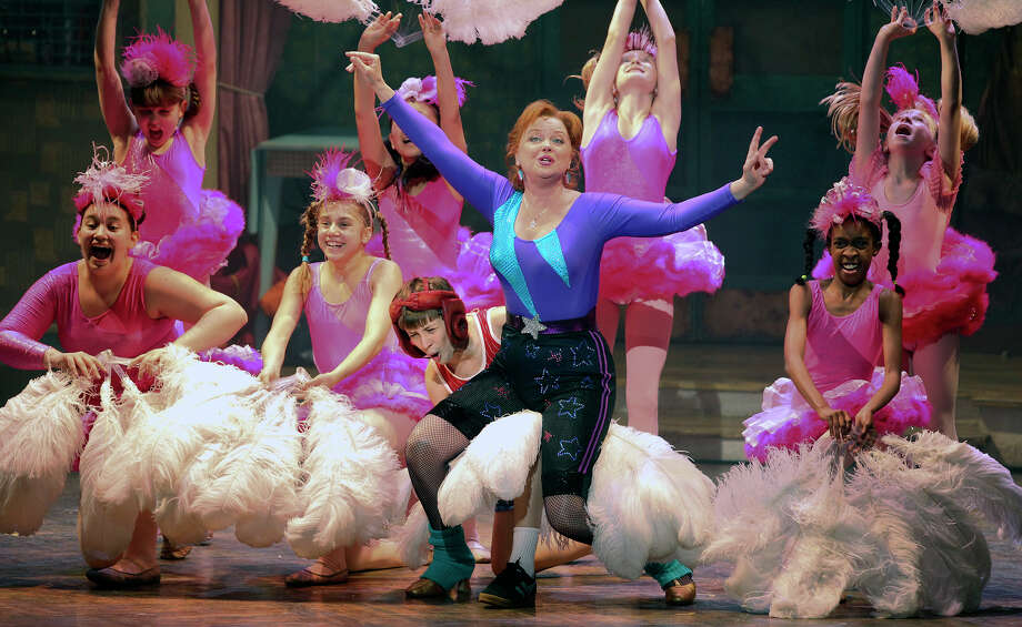 'Billy Elliot,' 2012. Photo: TOM REEL, San Antonio Express-News / San Antonio Express-News