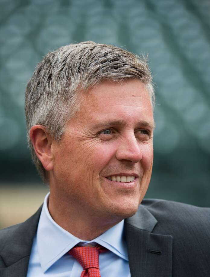 Before becoming the Astros general manager,  Jeff Luhnow was the vice president of scouting and player development for the Cardinals from 2006-2011. Several players drafted under his watch play key roles on the 2013 St. Louis team that reached the World Series against Boston. Photo: Smiley N. Pool, Houston Chronicle