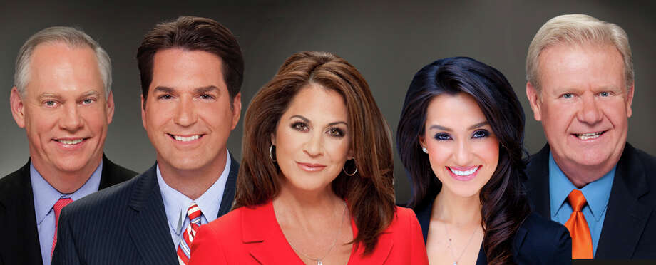 The KSAT news team can't wait to move into their spiffy new station. Photo: Courtesy KSAT