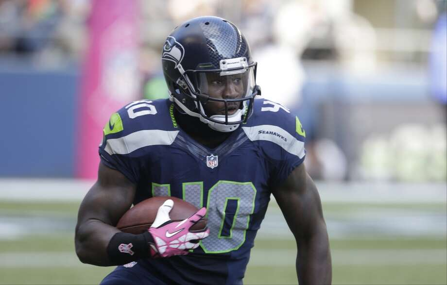 "Q: When fullback Derrick Coleman (pictured) went down Thursday at Arizona, what were you thinking and were you expecting a call from the Seahawks?  MR: ""I kinda figured – I watched every game, obviously, and I live in Arizona so I was in Arizona during the game – and I kinda watched what happened and I saw what happened to Derrick. And my initial reaction was to text him, like, 'Dude, hit me back, making sure you're alright.' And then the next day I got a text from John (Schneider) and he asked me how I feel and am I ready to come in."" Photo: Elaine Thompson, Associated Press"