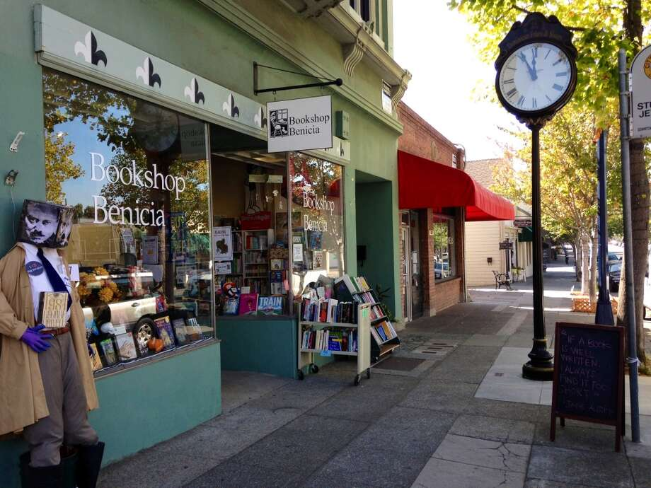 The cutest little bookstore in the world.
