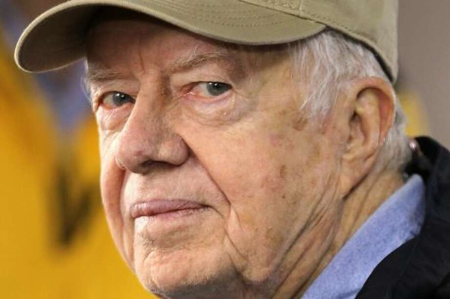 Jimmy Carter Photo: SFGate