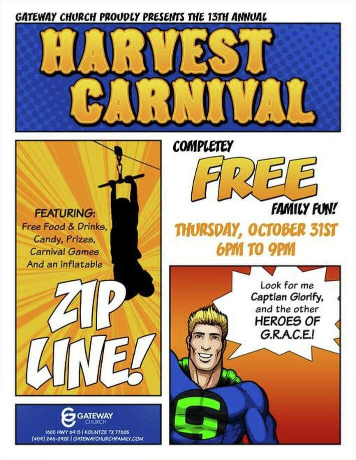 Harvest Carnival Photo: Handout