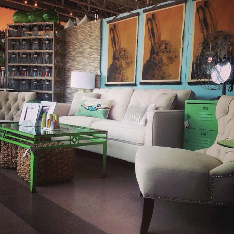 Red offers an eclectic collection of furniture, accessories, art, gifts and more at 307 E. Main in Fredericksburg. Photo: Courtesy Photo
