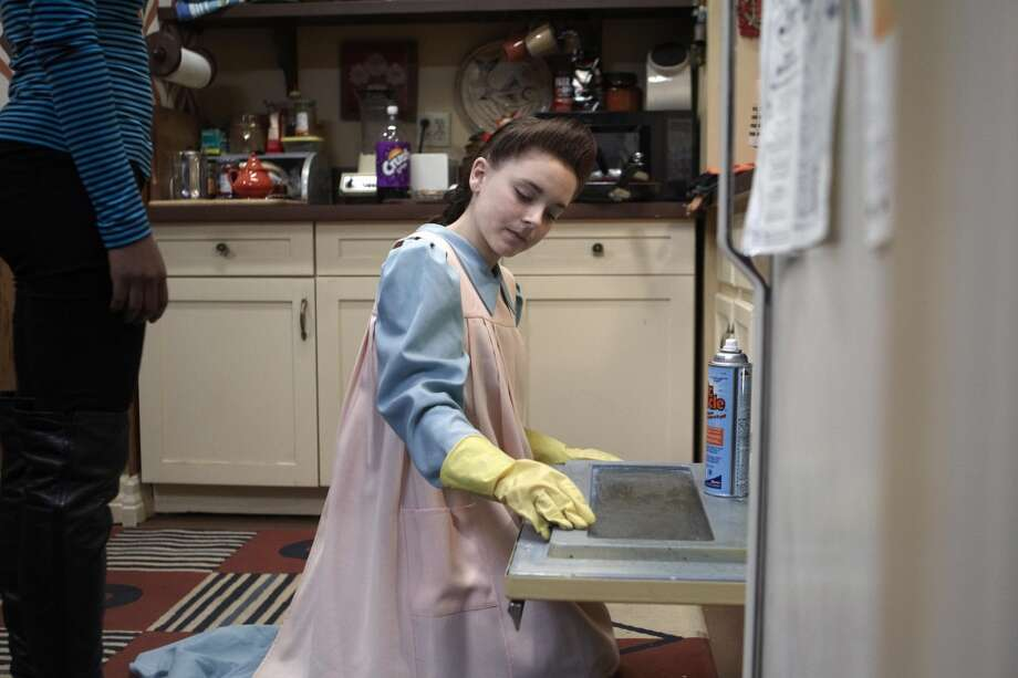 "Former S.A. resident Madison Davenport in a recurring role on Showtime's ""Shameless."" Photo: Showtime"