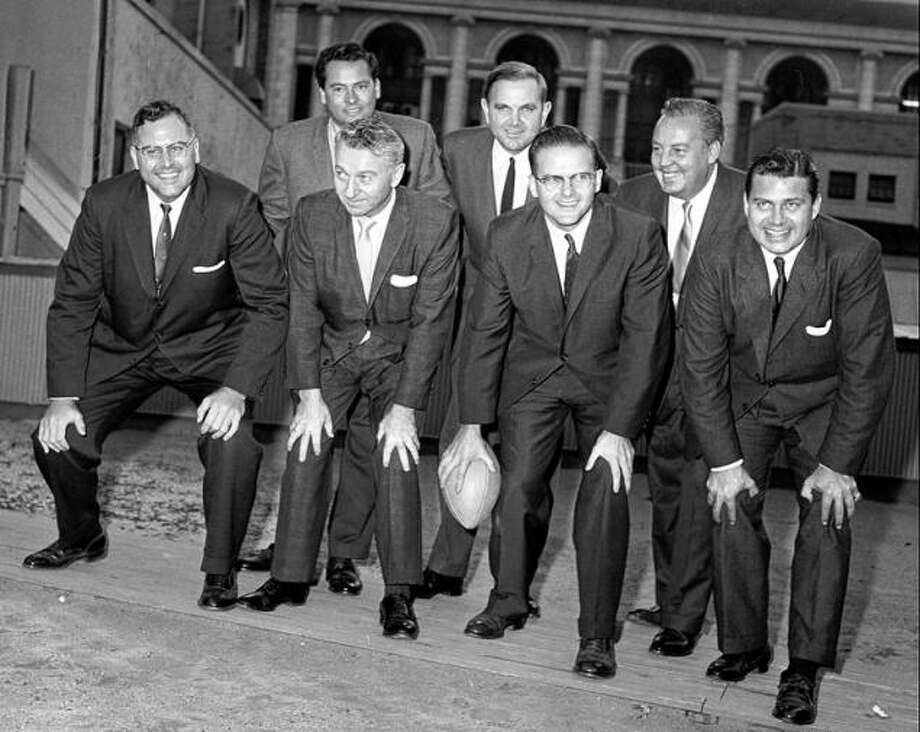 Bud Adams and his fellow original AFL owners.