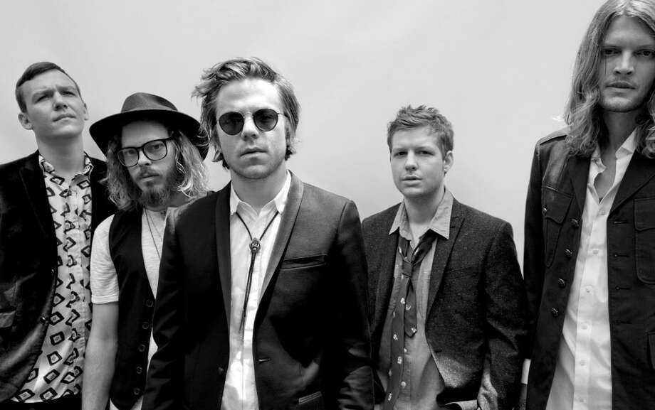 Cage The Elephant:Sunday, June 1 at 5:50 p.m.Neptune Stage Kentucky's Cage The Elephant has staked out a pretty cherry