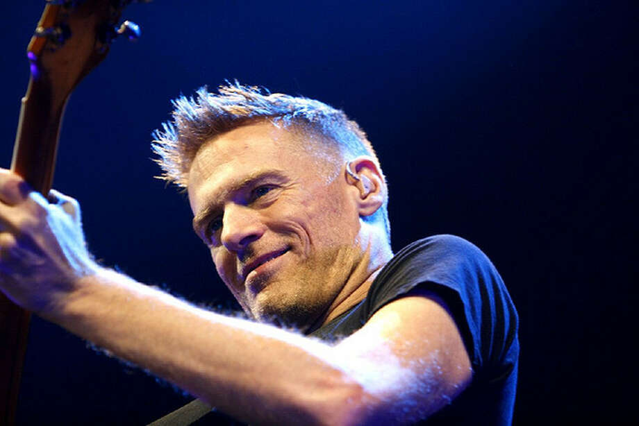 Bryan Adams, The Egg in Albany, Dec. 9