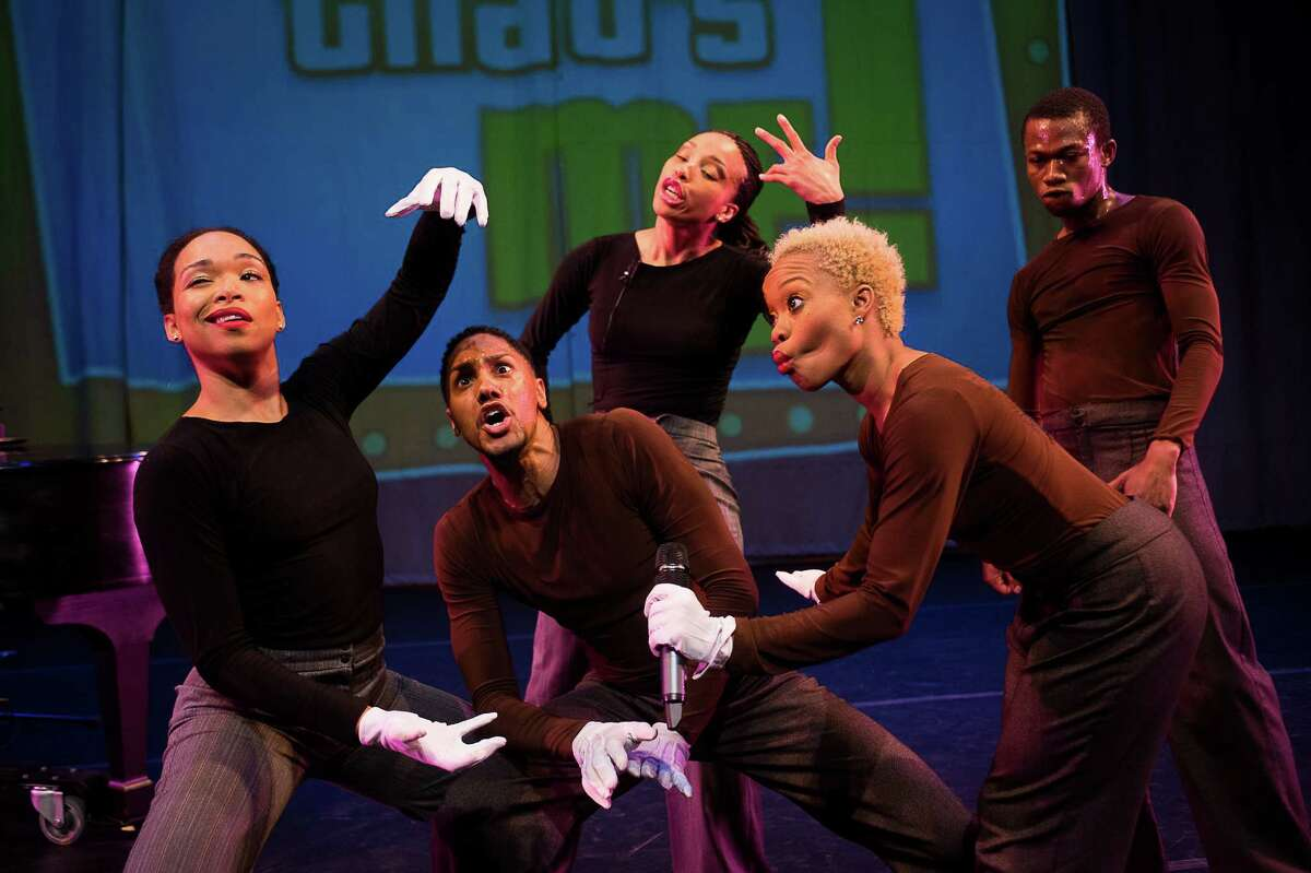 Camille A. Brown & Dancers in MR TOL E. RAncE (Courtesy The Egg)