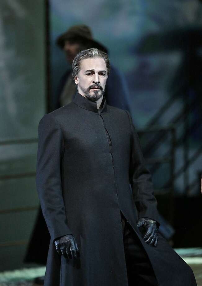Bass-baritone Greer Grimsley takes on the title role. Photo: Cory Weaver/San Francisco Opera.