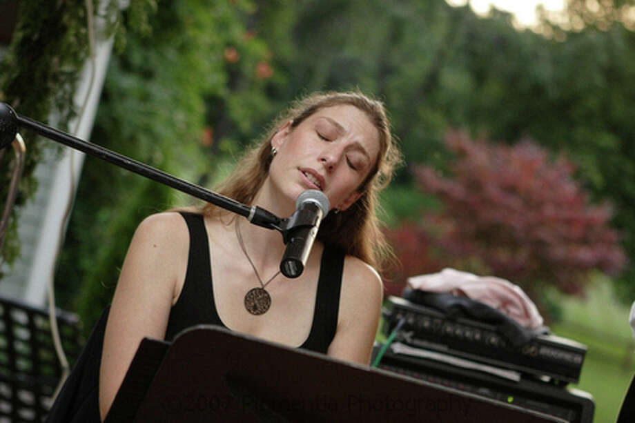 "Singer-songwriter Brianne Chasanoff, a graduate of Western Connecticut State University, will release her new album, ""Breathe,"" on Friday, Oct. 25, at a party in the ballroom of the Westside Campus Center on the universityís westside campus. Photo: Contributed Photo / The News-Times Contributed"