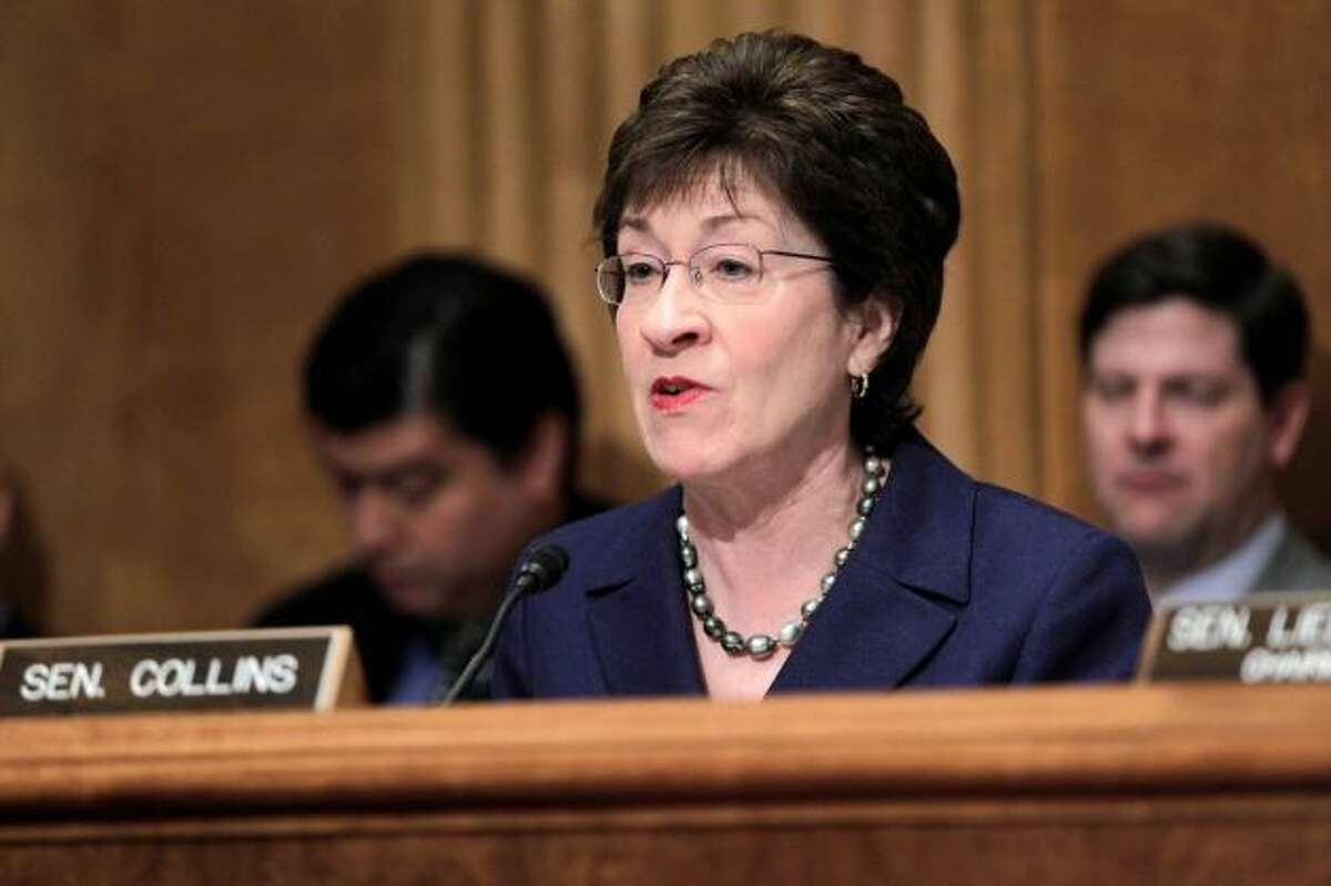 Sen. Susan Collins, R-Maine: Can she vote for plan that would deprive more than 20 million Americans of health care coverage?