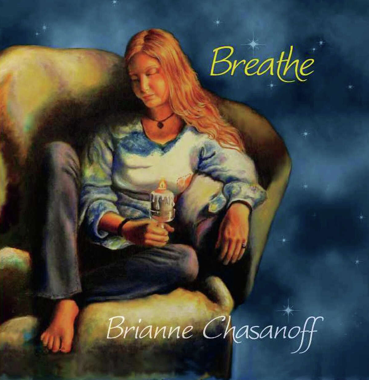 """Singer-songwriter Brianne Chasanoff, a graduate of Western Connecticut State University, will release her new album, """"Breathe,"""" on Friday, Oct. 25, at a party in the ballroom of the Westside Campus Center on the universityís westside campus."""