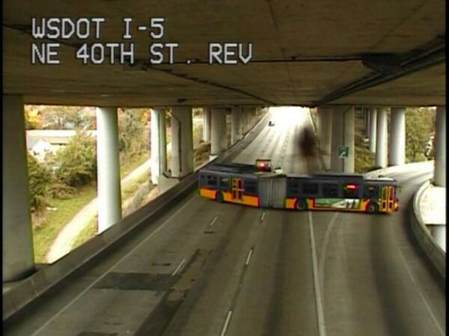 It did not work out. (WSDOT)