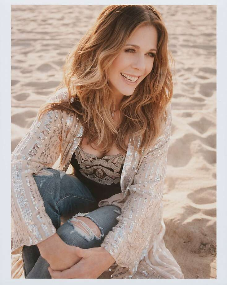 Rita Wilson, who enlisted high-powered guests on her first album, says she is surprised by the connection she finds with audiences. Photo: Steven Sebring
