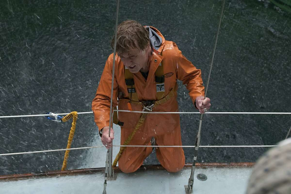 Robert Redford stars in J.C. Chandor?•s ALL IS LOST