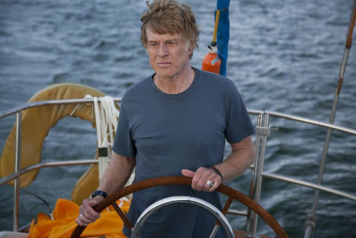 Robert Redford stars in J.C. Chandor's ALL IS LOST