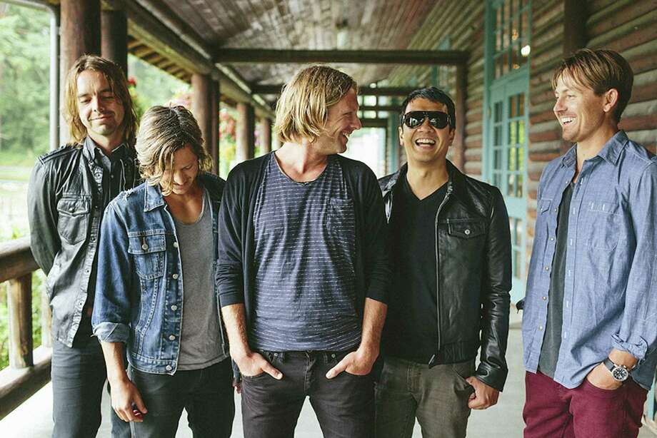 "Christian alt-rock band Switchfoot will perform Sunday and screen its new rockumentary ""Fading West."" Photo: Atlantic Records"