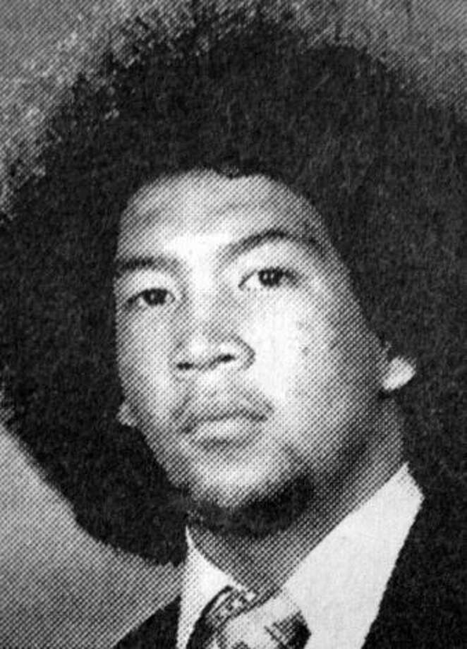 Seattle City Councilmember Bruce Harrell is another famous Garfield alum. He was a high school valedictorian and football star. He's pictured in 1971. Photo: P-I File