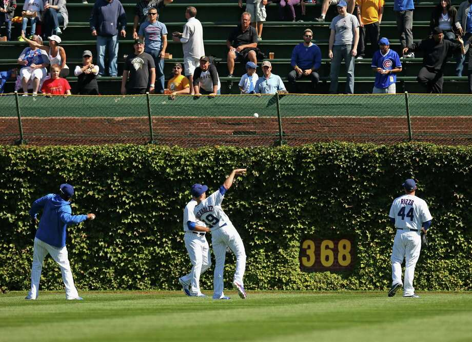 The Chicago Cubs! Baby bears who can not win when it counts? Meh.  Photo: Jonathan Daniel, Mysa / 2013 Getty Images