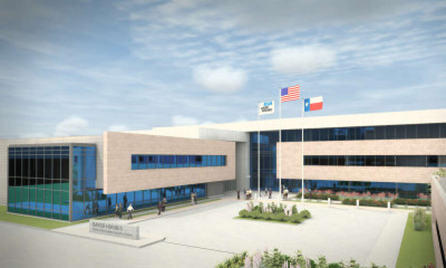 An artist's rendering shows the planned Baker Hughes Western Hemisphere Education Center. Photo: Provided By Tomball Economic Development Corporation