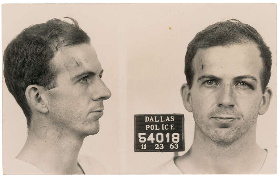If  he had had accesss to the Internet, Lee Harvey Oswald could have used it to obtain a weapon. Photo: HANDOUT / AFP