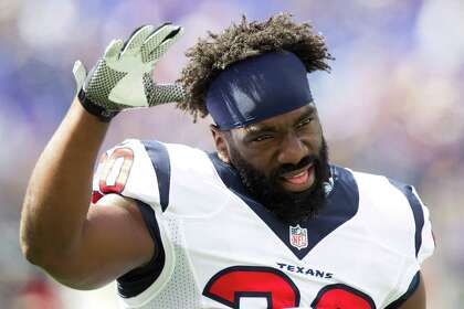 huge discount 14b8d b80d7 Texans need the Ed Reed they thought they signed ...