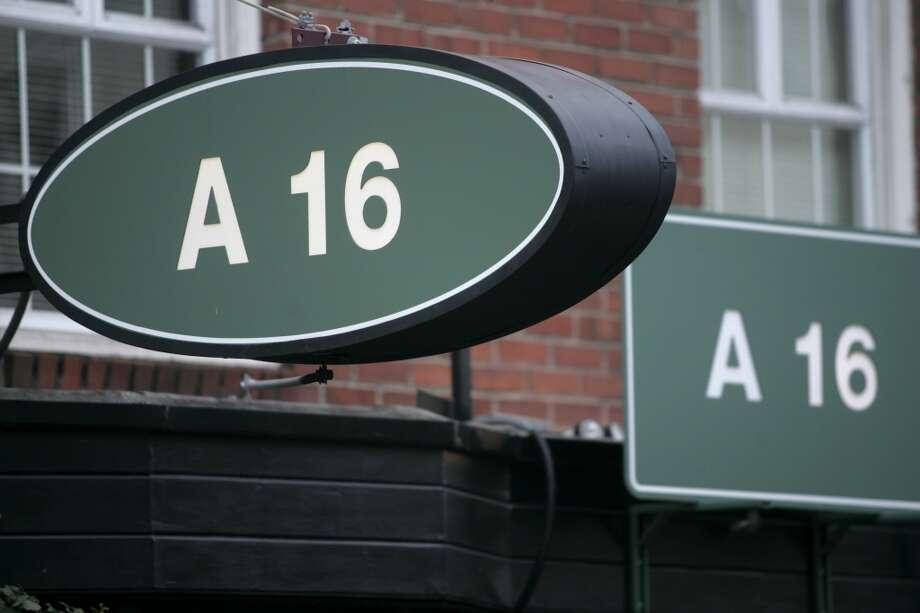 A16, San Francisco. Photo: Jim Merithew, SFC