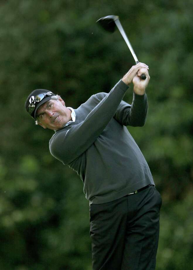 Fred Couples –  A member of Dave Williams' golf team at the University of Houston, he became a Masters champion (1992), the first UH alumnus to win the Shell Houston Open (2003) and a Champions Tour winner at The Woodlands (2010). Photo: Stephen Dunn, Getty Images / 2012 Getty Images