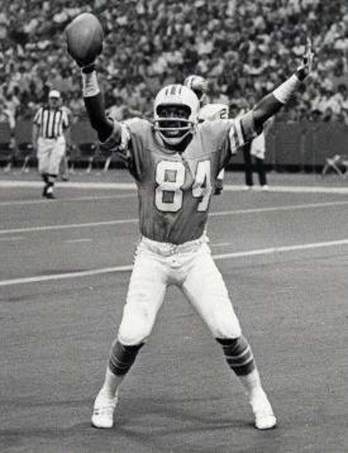 "Billy ""White Shoes"" Johnson – The most electrifying return man ever seen in these parts, Shoes was a threat to go the distance every time he touched the football. His wobbly knees end-zone dance was icing on the cake."