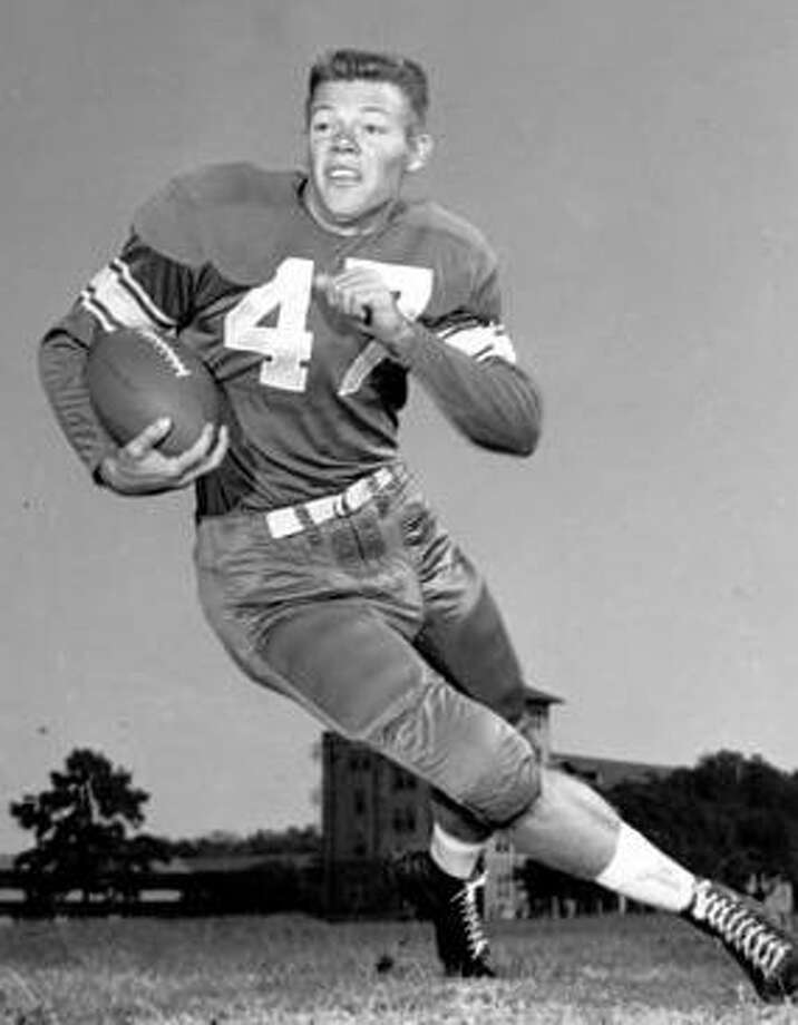 Dicky Maegle –He so frustrated Alabama in Rice's victorious '54 Cotton Bowl victory, Tommy Lewis left the Tide bench and tackled him without a helmet. A legend was born that day.