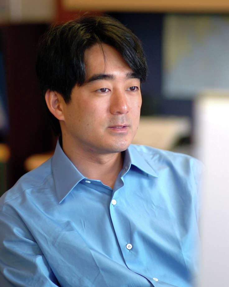John Seo, co-founder and managing principal of Fermat Capital Management, a Westport, Conn. hedge fund that specializes in buying and selling catastrophe bonds. Photo: Contributed Photo / Greenwich Time Contributed