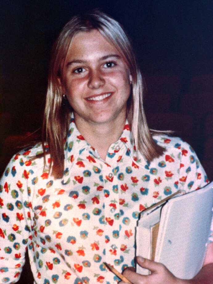 FILE - Martha Moxley, shown at age 14 in this 1974 file photo, was murdered on Oct. 30, 1975.  Michael Skakel's conviction in the death of Moxley was set aside and new trial ordered Wednesday, Oct. 23, 2013 by a Connecticut judge, Thomas Bishop, who ruled that Skakel's trial attorney failed to adequately represent him when he was found guilty in 2002. Skakel's current attorney, Hubert Santos, said he expects to file a motion for bail on Thursday. If a judge approves it, Skakel could then post bond and be released from prison. (AP Photo, File) Photo: HONS / AP