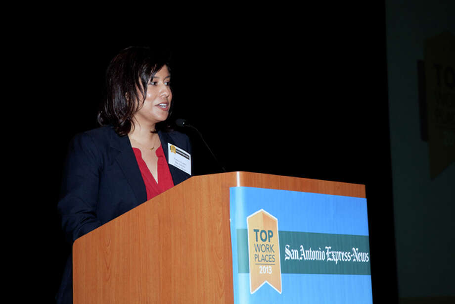 2013 Top Workplaces in San Antonio Photo: San Antonio Express-News