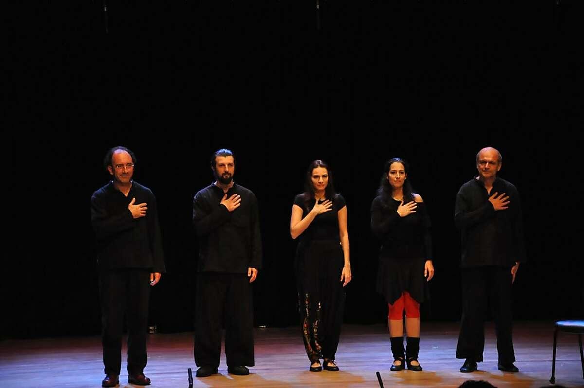 KeKeCa will perform at the 2013 International Body Music Festival.